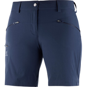 Salomon Wayfarer Shorts Damer, night sky